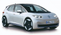 VW I.D. Neo. Production start expected for late 2019.